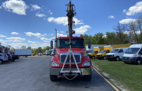 2006 Freightliner CL120 Crane Truck #V973358
